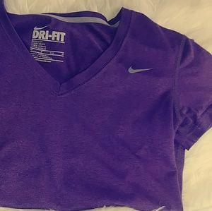 Womens Nike dry-fit shirt